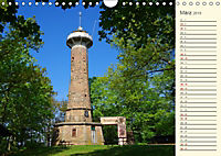 Unterwegs zwischen Rochlitz und Colditz (Wandkalender 2019 DIN A4 quer) - Produktdetailbild 3