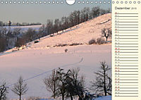 Unterwegs zwischen Rochlitz und Colditz (Wandkalender 2019 DIN A4 quer) - Produktdetailbild 12