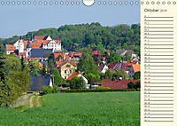 Unterwegs zwischen Rochlitz und Colditz (Wandkalender 2019 DIN A4 quer) - Produktdetailbild 10