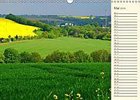 Unterwegs zwischen Rochlitz und Colditz (Wandkalender 2019 DIN A3 quer) - Produktdetailbild 5