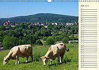 Unterwegs zwischen Rochlitz und Colditz (Wandkalender 2019 DIN A3 quer) - Produktdetailbild 7