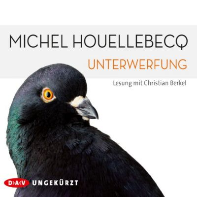 Unterwerfung, Michel Houellebecq