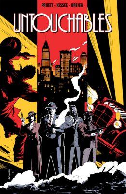 Untouchables: Untouchables, Joe Pruett