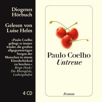 Untreue, 5 Audio-CDs, Paulo Coelho