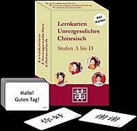 Unvergessliches Chinesisch: Stufen A bis D, Lernkarten - Produktdetailbild 2
