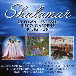 Uptown Festival/Disco Gardens/Big Fun, Shalamar