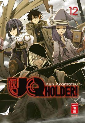 UQ Holder!, Ken Akamatsu