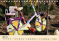 Urban Knitting Lüneburg (Tischkalender 2019 DIN A5 quer) - Produktdetailbild 4