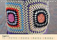 Urban Knitting Lüneburg (Tischkalender 2019 DIN A5 quer) - Produktdetailbild 8