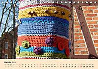 Urban Knitting Lüneburg (Tischkalender 2019 DIN A5 quer) - Produktdetailbild 1