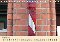 Urban Knitting Lüneburg (Tischkalender 2019 DIN A5 quer) - Produktdetailbild 2