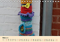 Urban Knitting Lüneburg (Tischkalender 2019 DIN A5 quer) - Produktdetailbild 3