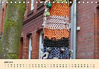Urban Knitting Lüneburg (Tischkalender 2019 DIN A5 quer) - Produktdetailbild 6