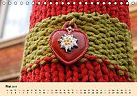 Urban Knitting Lüneburg (Tischkalender 2019 DIN A5 quer) - Produktdetailbild 5