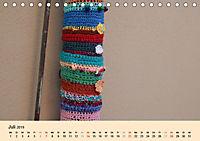 Urban Knitting Lüneburg (Tischkalender 2019 DIN A5 quer) - Produktdetailbild 7