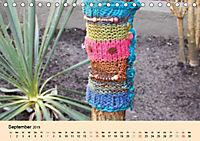 Urban Knitting Lüneburg (Tischkalender 2019 DIN A5 quer) - Produktdetailbild 9