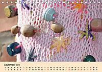 Urban Knitting Lüneburg (Tischkalender 2019 DIN A5 quer) - Produktdetailbild 12