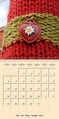 Urban Knitting (Wall Calendar 2019 300 × 300 mm Square) - Produktdetailbild 5