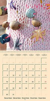 Urban Knitting (Wall Calendar 2019 300 × 300 mm Square) - Produktdetailbild 12