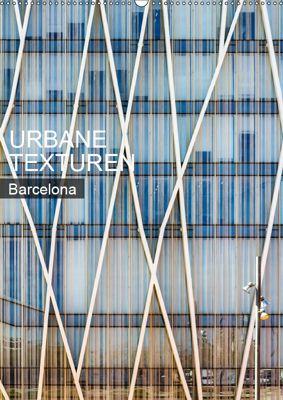 Urbane Texturen Barcelona (Wandkalender 2019 DIN A2 hoch), Sabine Grossbauer