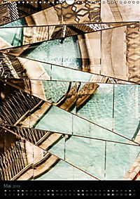Urbane Texturen Barcelona (Wandkalender 2019 DIN A3 hoch) - Produktdetailbild 5