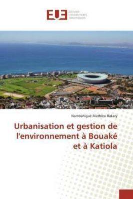 Urbanisation et gestion de l'environnement à Bouaké et à Katiola, Nambahigué Mathieu Bakary