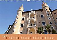 Urbino - Ein Spaziergang durch die Renaissance-Stadt in den Marken (Wandkalender 2019 DIN A3 quer) - Produktdetailbild 8
