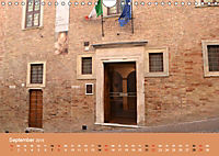 Urbino - Ein Spaziergang durch die Renaissance-Stadt in den Marken (Wandkalender 2019 DIN A4 quer) - Produktdetailbild 9