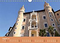 Urbino - Ein Spaziergang durch die Renaissance-Stadt in den Marken (Wandkalender 2019 DIN A4 quer) - Produktdetailbild 8