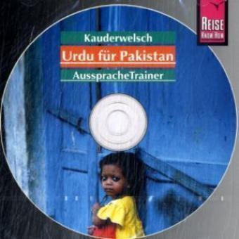 Urdu für Pakistan AusspracheTrainer, 1 Audio-CD, Daniel Krasa