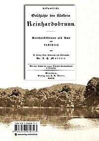 Urkundliche Geschichte des Klosters Reinhardsbrunn 1089-1525 - Produktdetailbild 1