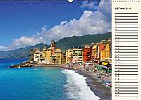 Urlaub an der Italienischen Riviera (Wandkalender 2019 DIN A2 quer) - Produktdetailbild 1