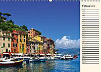 Urlaub an der Italienischen Riviera (Wandkalender 2019 DIN A2 quer) - Produktdetailbild 2