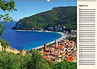 Urlaub an der Italienischen Riviera (Wandkalender 2019 DIN A2 quer) - Produktdetailbild 4