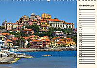 Urlaub an der Italienischen Riviera (Wandkalender 2019 DIN A2 quer) - Produktdetailbild 11