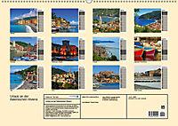 Urlaub an der Italienischen Riviera (Wandkalender 2019 DIN A2 quer) - Produktdetailbild 13