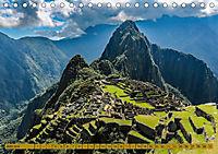 Urlaub in Peru (Tischkalender 2018 DIN A5 quer) - Produktdetailbild 6