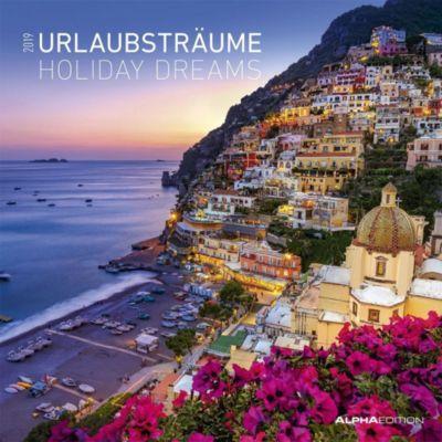 Urlaubsträume / Holiday Dreams 2019, ALPHA EDITION