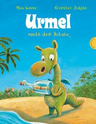 Urmel sucht den Schatz, Max Kruse, Günther Jakobs