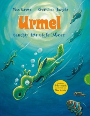Urmel taucht ins tiefe Meer, Max Kruse