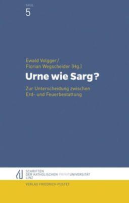 Urne wie Sarg?, Ewald Volgger