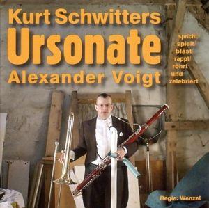 Ursonate (Kurt Schwitters), Kurt Schwitters