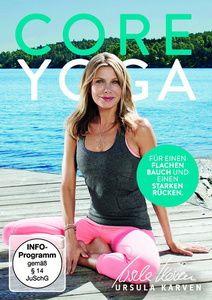 Ursula Karven: Core Yoga, Ursula Karven, Sinah Diepold