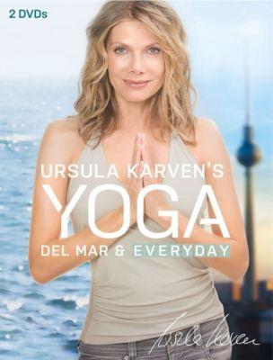 Ursula Karven: Yoga del Mar & Yoga Everyday, Ursula Karven