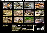 Urzeitreptilien - Krokodil (Wandkalender 2019 DIN A3 quer) - Produktdetailbild 13