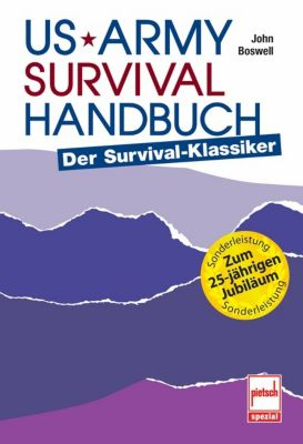 US-Army Survival Handbuch, John Boswell