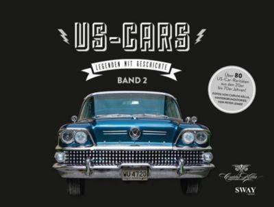 US-CARS – Legenden mit Geschichte Band 2 -  pdf epub