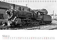 US-Dampflokomotiven (Tischkalender 2019 DIN A5 quer) - Produktdetailbild 2