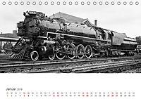 US-Dampflokomotiven (Tischkalender 2019 DIN A5 quer) - Produktdetailbild 1