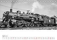 US-Dampflokomotiven (Tischkalender 2019 DIN A5 quer) - Produktdetailbild 4